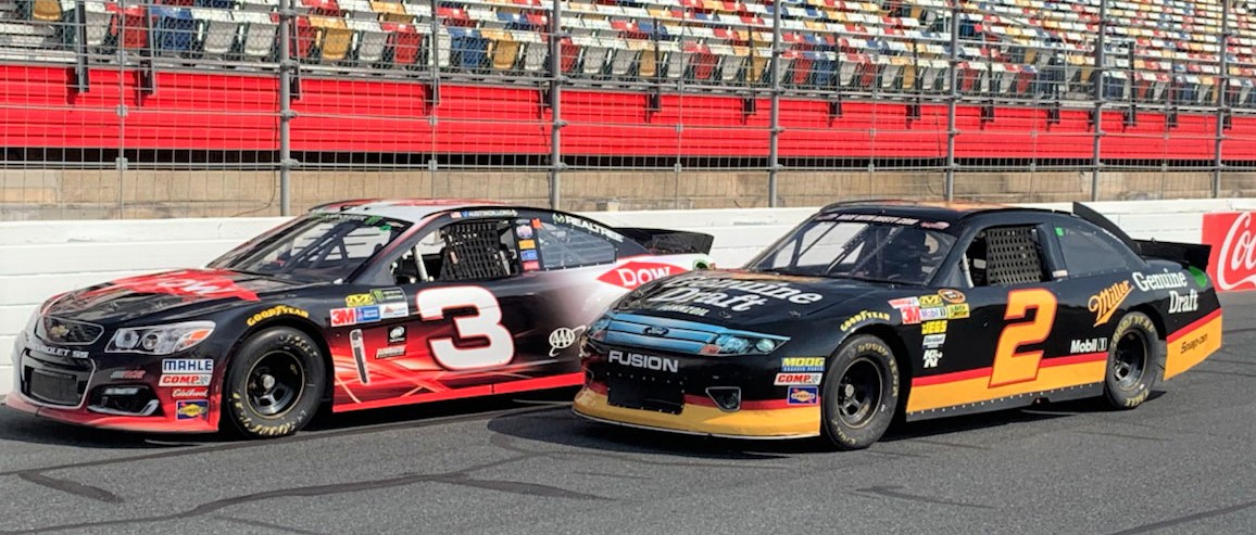Rusty Wallace Racing Experience to race at Radford's Motor Mile Speedway
