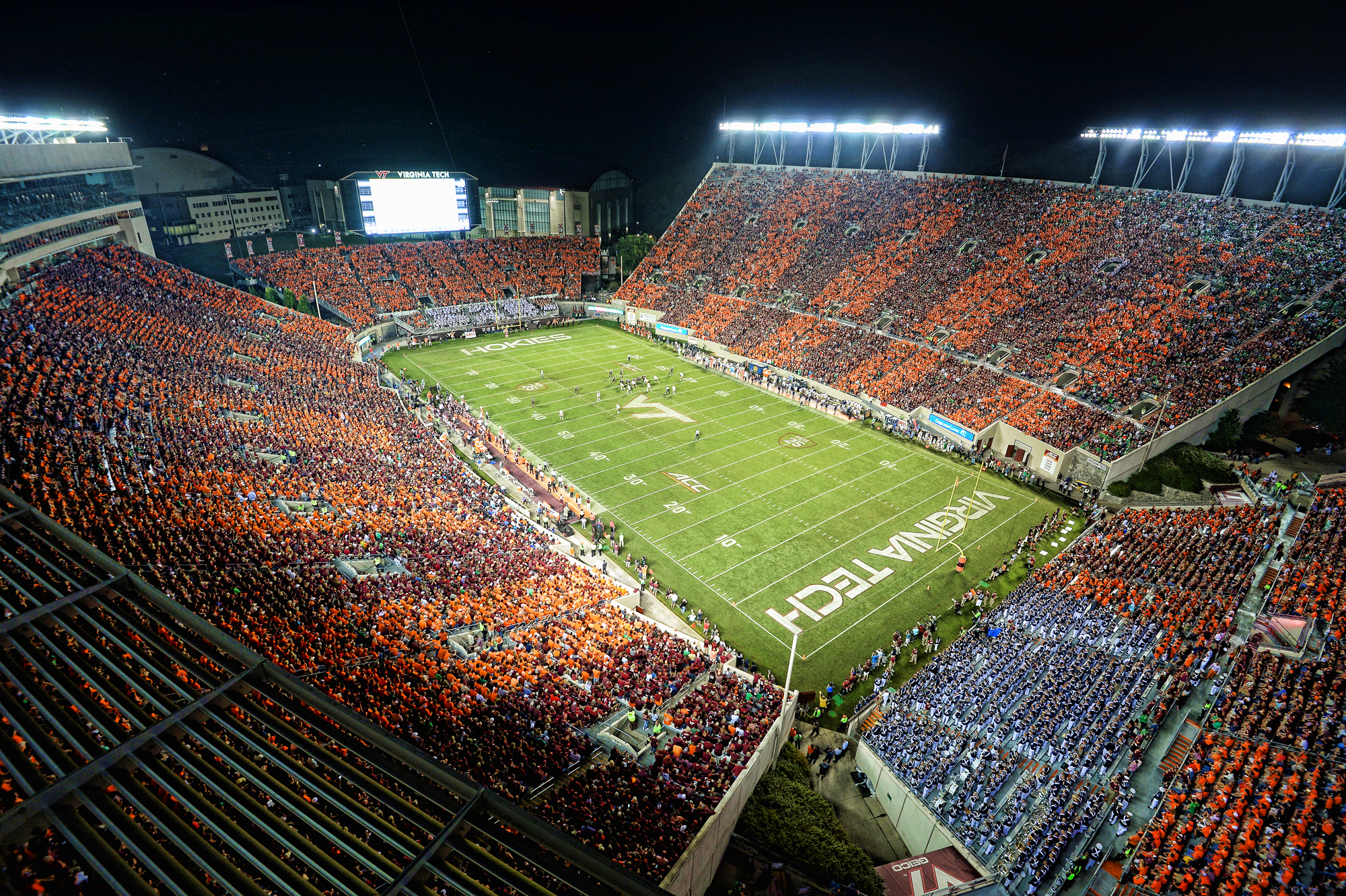 Tech Athletics optimistic about full house at Lane this fall